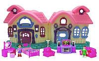 Кукольный набор Мой милый дом (свет, звук), Devilon