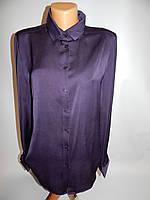 Блуза фирменная женская BENETTON 48-50р.013рж