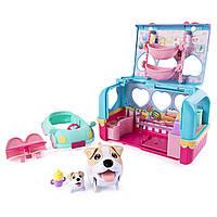 Упитанные собачки Игровой набор Фургон для кемпинга - Chubby Puppies, Spin Master