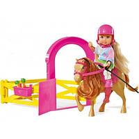 Кукла Evi в Конюшне Simba игрушка для девочек