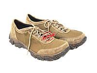 Кроссовки с сеткой летние Койот, фото 1