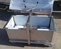 Сыродельные ванны из нержавейки для производства сыра