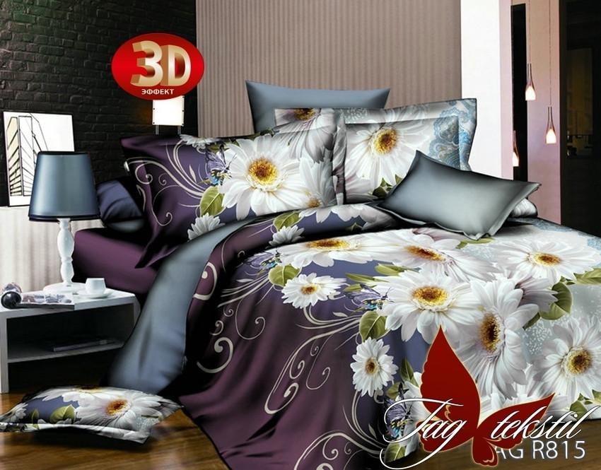 Комплект постельного белья R815 полуторный (TAG-315)