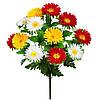 Букет штучних квітів Астра техцветная , 52 см