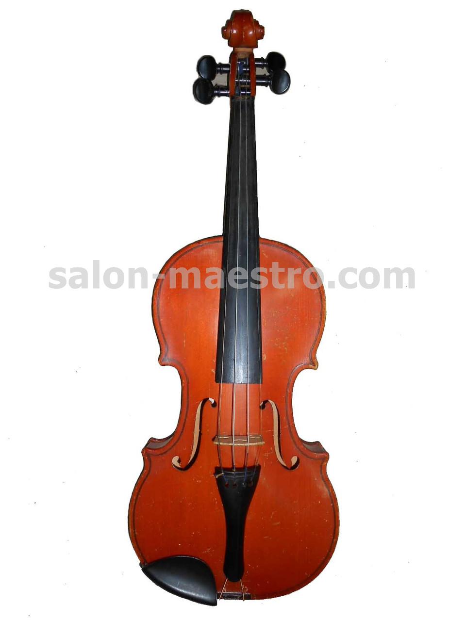 (01\0516)  Скрипка 3\4 Москва с Чистым и Глубоким Звуком