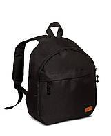 Детский рюкзак для детей черный Light Surikat 8л. (рюкзаки, рюкзачок, дитячий, рюкзак для дітей)