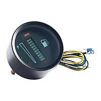 Цифровой указатель (датчик) уровня топлива для авто, мотоцикла