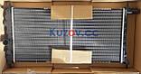 Радиатор охлаждения двигателя Opel Kadett E 2.0 / 1.6 / 1.6D (85-91) (FPS) 1300126, фото 2