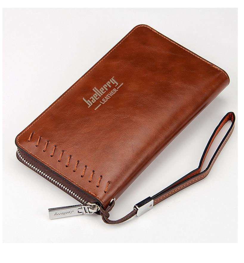 Мужской клатч Baellerry Leather BR