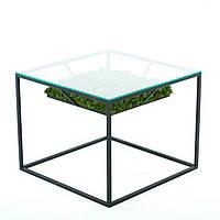 Декорирование мебели стабилизированным мхом