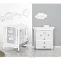 Кроватка детская Baby Italia Coccolo, фото 3
