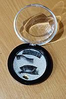 Магнитные ресницы на весь глаз 2 магнита