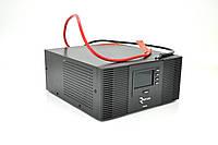 ИБП с правильной синусоидой RITAR RTSWrl-600, с переключнием тока заряда 10Ah и 20 Ah, фото 1