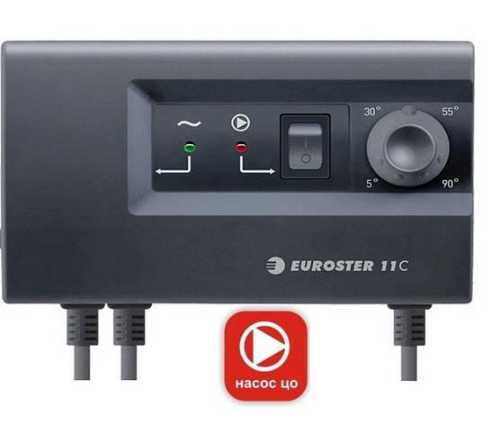 Автоматика для циркуляционных насосов Euroster 11С, фото 2