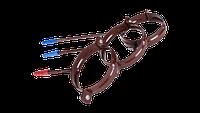 Profil 130/100. Держак труби метал. L-160