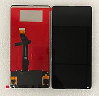 Оригинальный дисплей (модуль) + тачскрин (сенсор) для Xiaomi Mi Mix 2 | Mi Mix Evo | Mi Mix 2S (черный цвет)