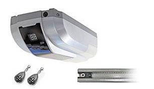 Електроприводи AN-Motors для гаражних воріт серії ASG