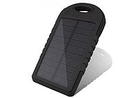 Solar+2 USB +Фонарь! Power Bank Solar 21800 mAh (пауэр банк) Внешнее зарядное устройство- акумулятор