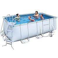 BestWay Бассейн сборный Metal Frame Pool 56241 , фото 1