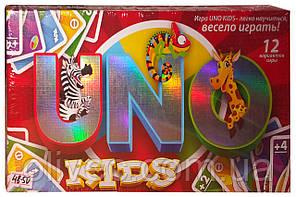 Детская настольная игра Уно Uno kids