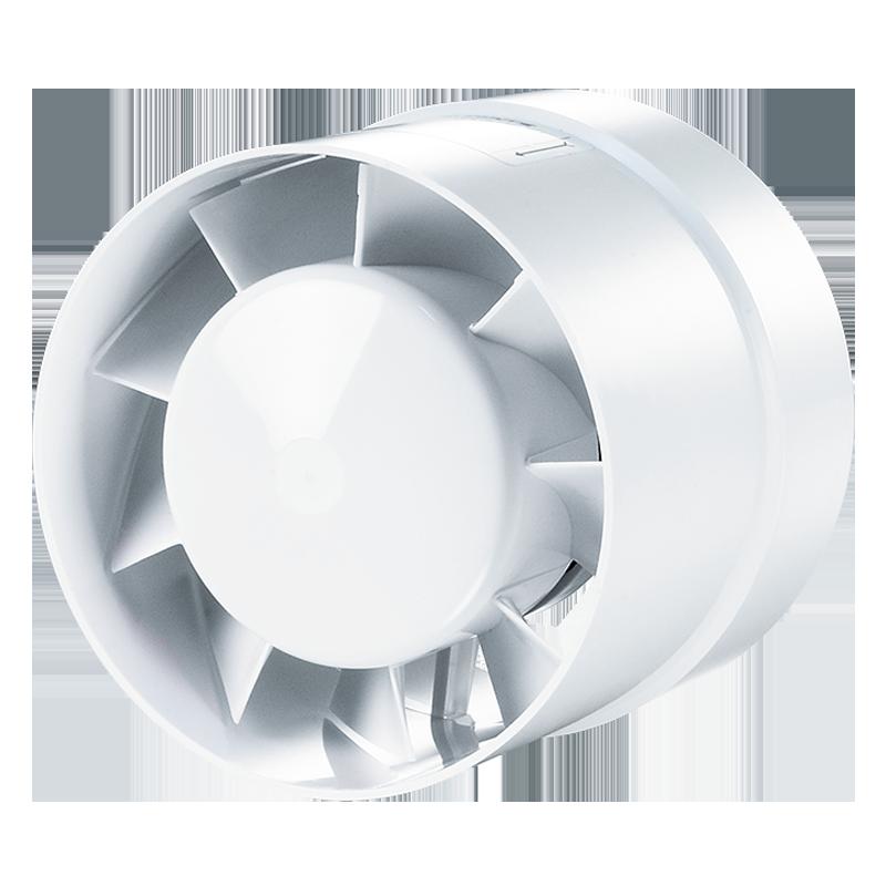 Бытовой канальный вентилятор Домовент 150 ВКО