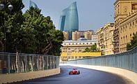 Гонки Formula 1 в Баку