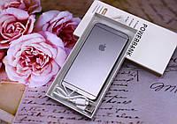 Внешний аккумулятор для заряда телефона Power Bank Iphone 12800 mAh / дополнительная батарея / Повер бенк