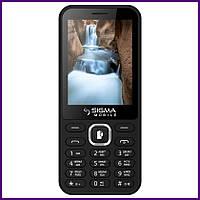 Телефон Sigma X-Style 31 Power (BLACK). Гарантия в Украине 1 год!