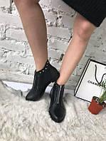 Женские ботинки.Натуральная кожа