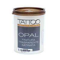 Лак полуматовый защитный Opal. Tattoo 1л