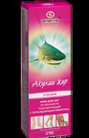 Акулий жир и акация - Крем от варикоза и отечности, 50 мл