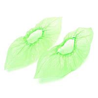 Бахилы зеленые, пара