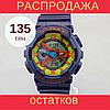 Распродажа! Мужские спортивные часы Casio G-Shock ga-110 Blue