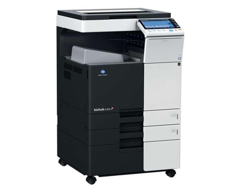 KONICA MINOLTA bizhub C284e (полноцветный сет. принтер/копир/сканер)