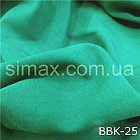 Ткань бенгалин, Бирюза , фото 1