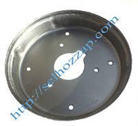 Полудиск КРН (диск) прикатывающего колеса. Культиватор КРН