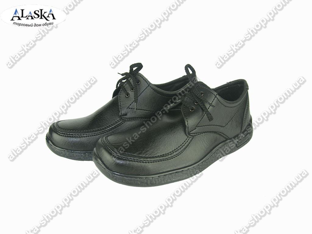 Мужские ботинки туфли( Код: Анкор шнурок)
