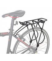 """Багажник Green Cycle GC-CE2-1 под V-brake 26"""", туристич., (в комплекте длинные дуги), алюмин., черн."""