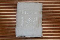 Полотенце бамбуковое лицевое, 50х90, Бамбук