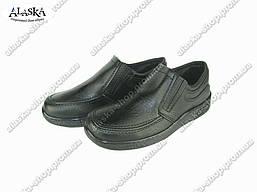 Мужские ботинки туфли( Код: Анкор резинка )