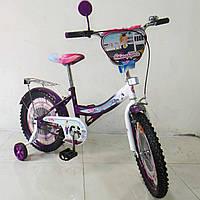 Велосипед TILLY Стюардеса 18 T-21827 purple + white