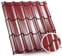 Металлочерепица ФОРА от производителя RAL 8017 мат (Шоколад)
