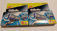 Gillette Mach 3 Turbo 4 шт.
