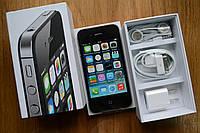 Новый Apple Iphone 4s 8Gb Black Neverlock Оригинал! , фото 1