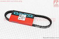 Качественный ремень  665 х 16   оригинал DAYCO   на скутер Suzuki SEPIA  LETS