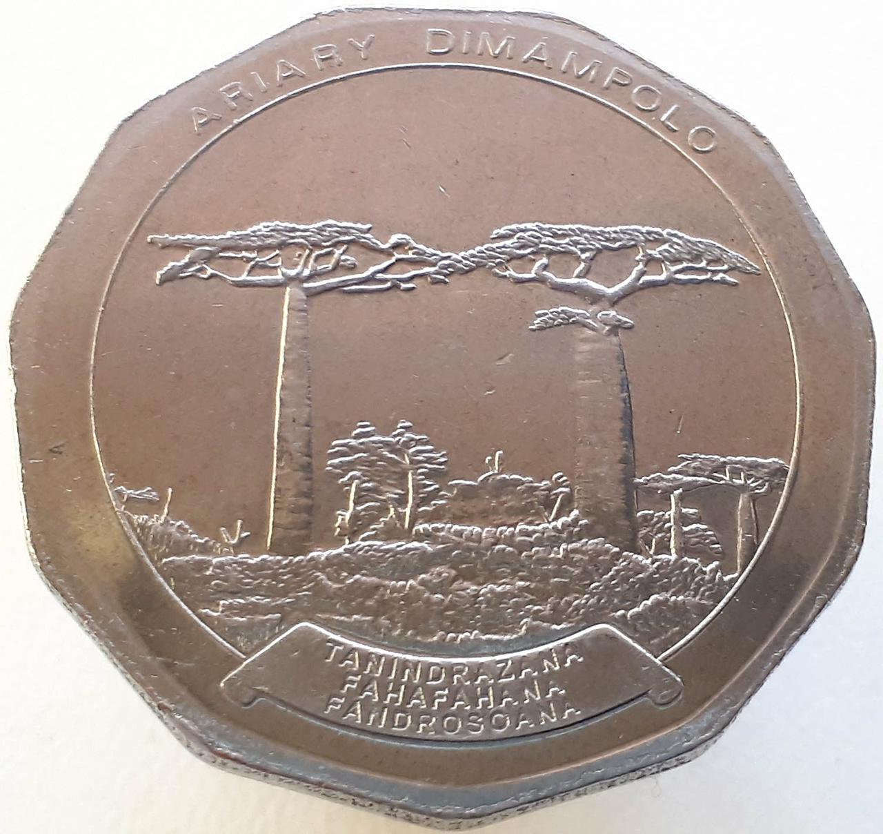 Мадагаскар 50 ариари 2005