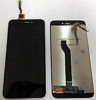 Оригинальный дисплей (модуль) + тачскрин (сенсор) для Xiaomi Redmi 5A | Redmi Go (черный цвет)