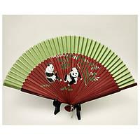 Японский веер «Сила панд»