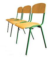 Кресло для актового зала 3-местное фанера