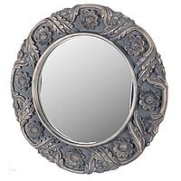 Зеркало настенное круглое 68см